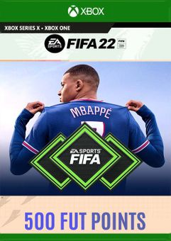 FIFA 22 Ultimate Team 500 Points Pack Xbox One/ Xbox Series X|S