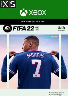 Fifa 22 Ultimate Edition Xbox One & Xbox Series X|S (US)