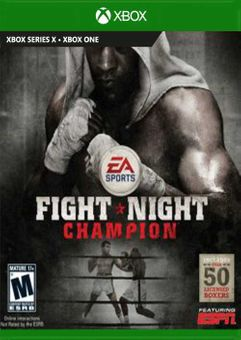 Fight Night Champion Xbox One