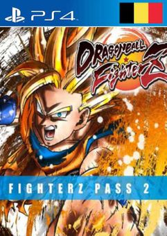 Dragon Ball FighterZ - FighterZ Pass 2 PS4 (Belgium)