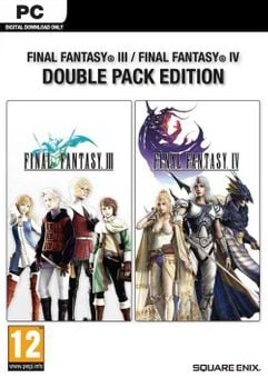 Final Fantasy III + IV Double Pack PC