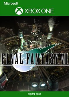 Final Fantasy VII Xbox One (UK)
