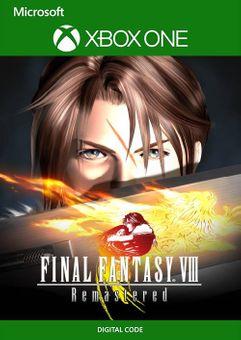 Final Fantasy VIII Remastered Xbox One (UK)