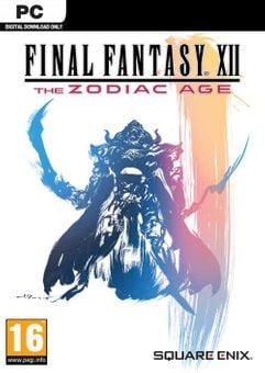 Final Fantasy XII The Zodiac Age PC
