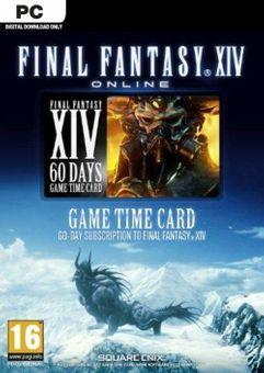 Final Fantasy XIV 14: Timecard PC