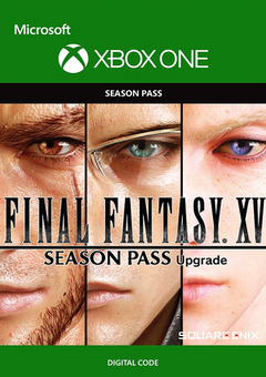Final Fantasy XV 15 Season Pass Xbox One