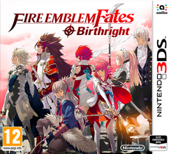Fire Emblem Fates 3DS - Game Code