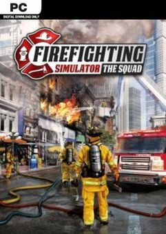 Firefighting Simulator - The Squad PC