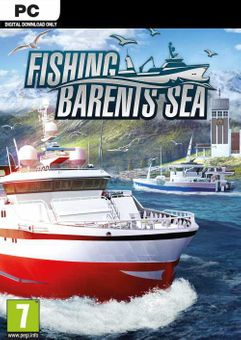 Fishing: Barents Sea PC