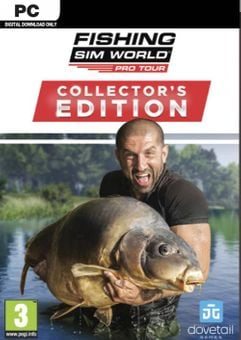 Fishing Sim World 2020 Pro Tour Collector's Edition PC