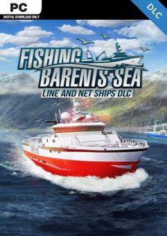 Fishing: Barents Sea - Line and Net Ships PC - DLC