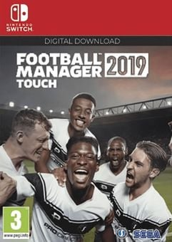 Football Manager Touch 2019 Switch (EU)