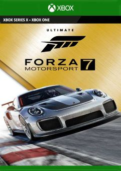 Forza Motorsport 7 Ultimate Edition Xbox One (EU)
