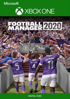 Football Manager 2020 Xbox One (UK)