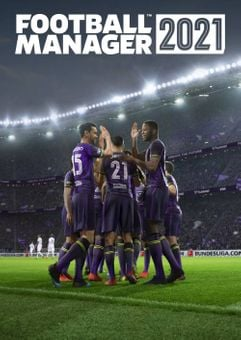 Football Manager 2021 Xbox One/Xbox Series X|S (UK)
