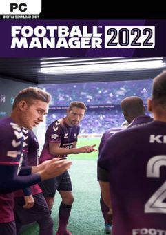 Football Manager 22 PC (WW)