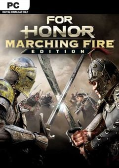 For Honor - Marching Fire Edition PC  (EU)