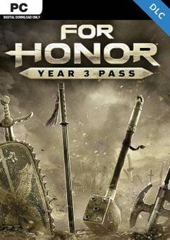 For Honor - Year 3 Pass PC - DLC (EU)