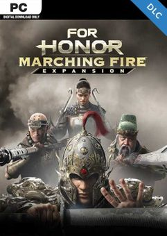 For Honor - Marching Fire Expansion PC - DLC