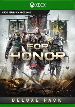 For Honor Digital Deluxe Pack Xbox One