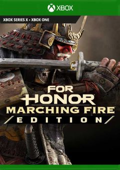 For Honor Marching Fire Edition Xbox One (UK)