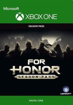 For Honor Season Pass Xbox One