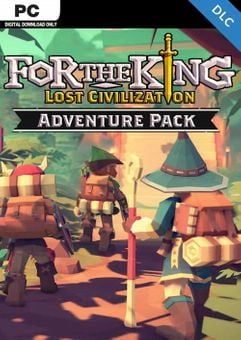 For The King: Lost Civilization Adventure Pack PC - DLC