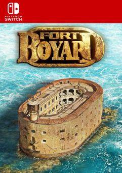 Fort Boyard Switch (EU)