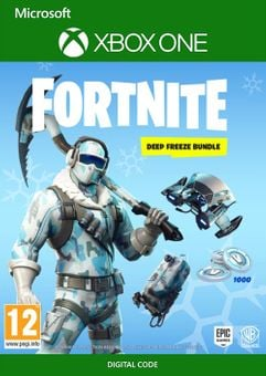 Fortnite Deep Freeze Bundle Xbox One