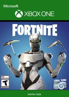 Fortnite Eon Cosmetic Set + 2000 V-Bucks Xbox One
