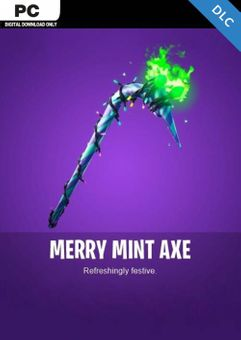 Fortnite Merry Mint Pick Axe PC