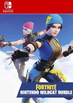 Fortnite - Wildcat Bundle Switch (EU)