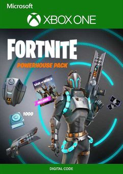 Fortnite - Powerhouse Pack Xbox One (UK)