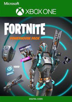 Fortnite - Powerhouse Pack Xbox One (UK)