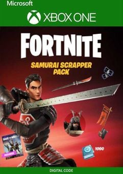 Fortnite: Samurai Scrapper Pack Xbox One (US)