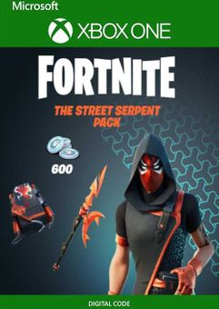Fortnite - The Street Serpent Pack Xbox One (UK)