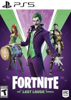 Fortnite: The Last Laugh Bundle PS5 (EU)