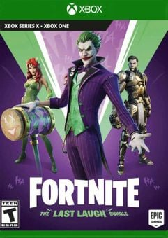Fortnite: The Last Laugh Bundle Xbox X
