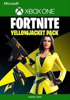 Fortnite - The Yellow Jacket Pack Xbox One (US)