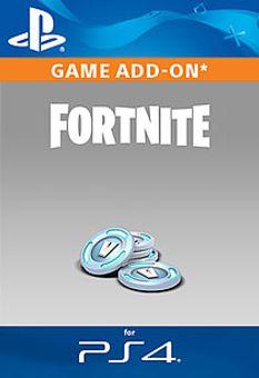 Fortnite - 1,000 V-Bucks PS4 (UK)