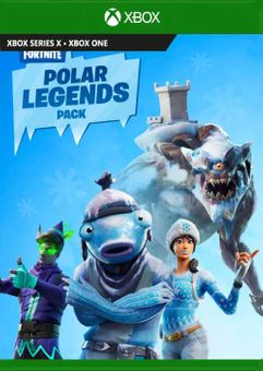Fortnite - Polar Legends Pack Xbox One (UK)