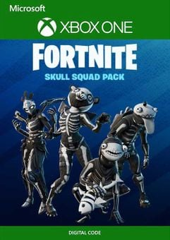 Fortnite - Skull Squad Pack Xbox One (US)