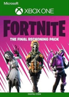 Fortnite - The Final Reckoning Pack Xbox One (UK)
