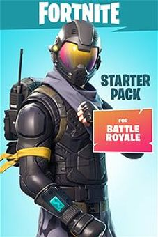 Fortnite Battle Royale Starter Pack PC