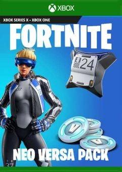 Fortnite Neo Versa + 2000 V-Bucks Xbox One