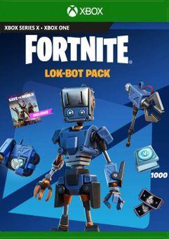 Fortnite - Lok-Bot Pack Xbox One (UK)