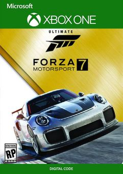 Forza Motorsport 7 - Ultimate Edition Xbox One (UK)