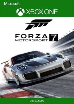 Forza Motorsport 7 Standard Edition Xbox One (US)