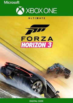 Forza Horizon 3 Ultimate Edition Xbox One (UK)