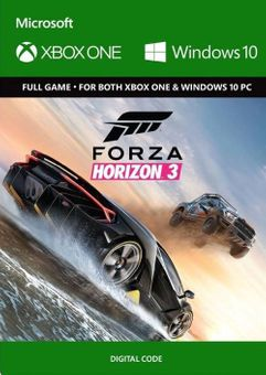 Forza Horizon 3 Xbox One/PC (UK)